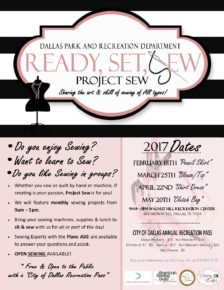 New format and topics for Project SEW !